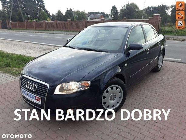 Audi A4 / KLIMATRONIC / TYLKO 179tys.km / Serwis + TUV / Z Niemiec!