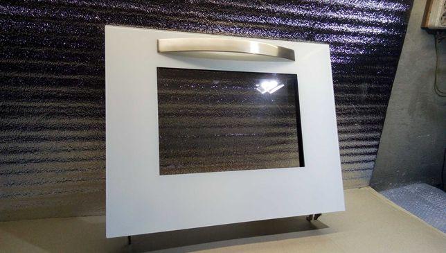 Внешнее наружное термостойкое стекло двери духовки Pyramida F60TMR W