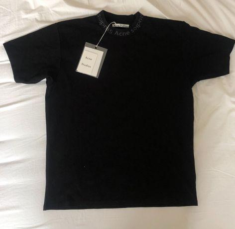 Acne Studios Shirt Navid Camisa Black XL