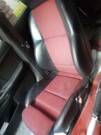 Fotele bmw e36 coupe grzane
