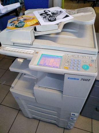 Дуплексный копир - принтер МФУ Konica 7022 формата А3