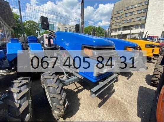 Качественный мототрактор Булат Т-25 +Фреза +2к Плуг купить в Полтаве