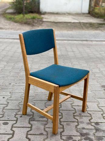 Unikat - Duńskie krzesło z fabryki Soro Stolenfabrik