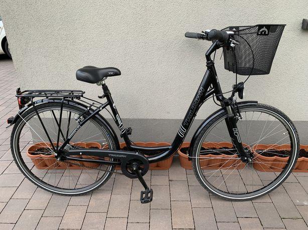 Triumph holenderka rower miejski damka BDB+