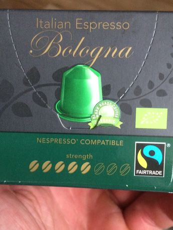 Kawa italian espresso kapsulki nespresso
