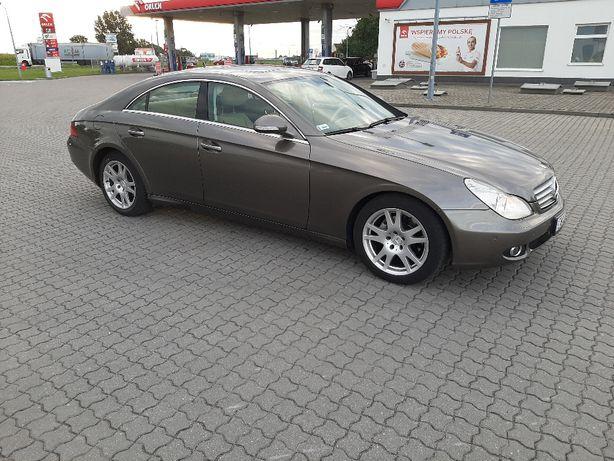 Mercedes cls 219