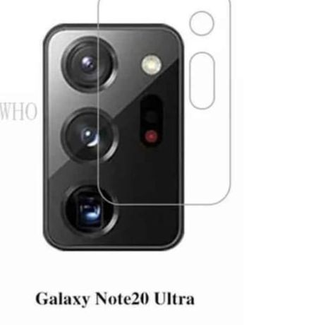 Película para câmera Samsung note 20ultra