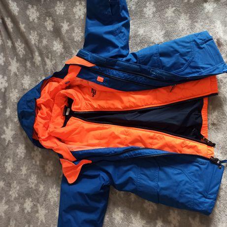 Куртка зимняя 3-в-1 термо, лыжная The North Face.