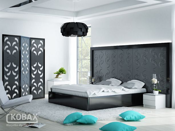 Panele dekoracyjne 3D surowe