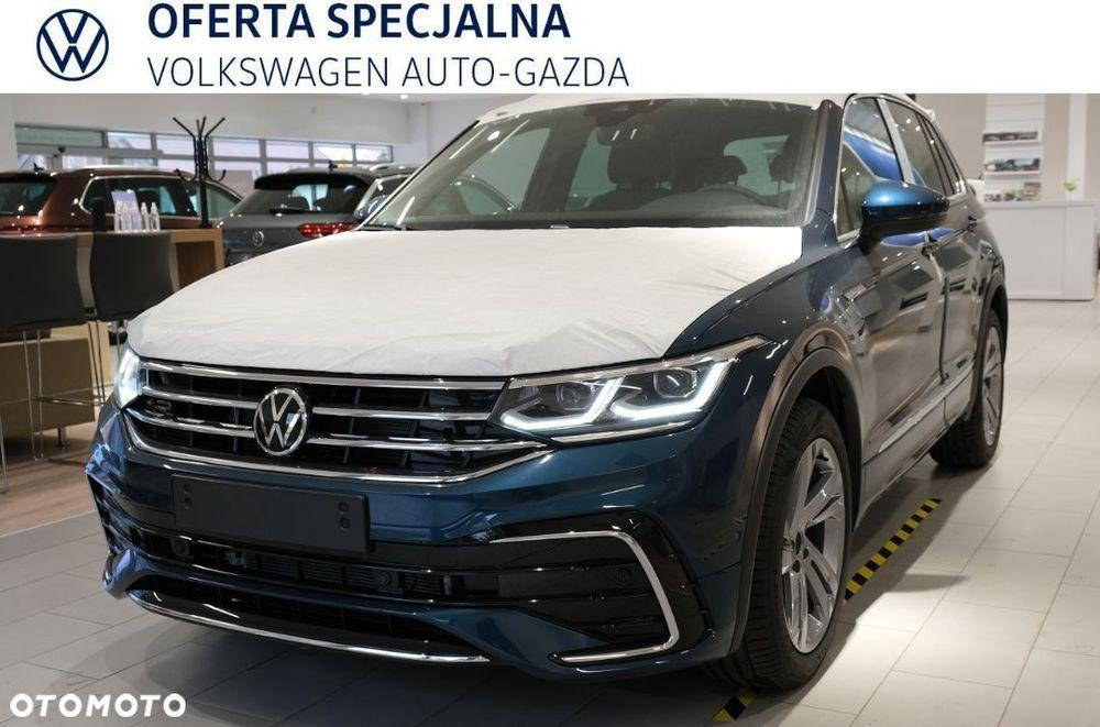 Volkswagen Tiguan Tiguan R Line 1.5 Tsi Act 150 Km Automatyczna, Антоновка - изображение 1