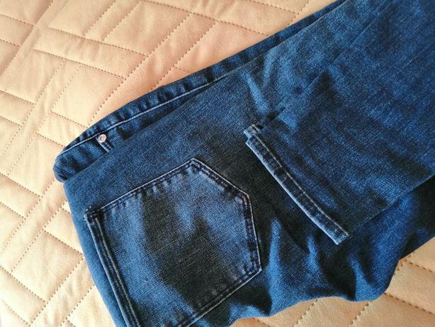 H&M Mama 38 nowe jeansy ciążowe