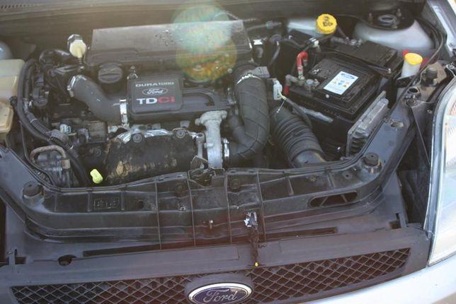 1.4 TDCI Silnik Kompletny Fiesta Fusion z Niemiec Kompletny