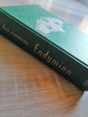 ENDYMION Dan Simmons cykl Hyperion