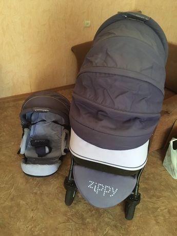 Продам детскую  коляску Zippy tutis 2 в 1.