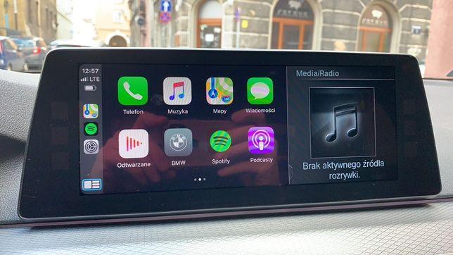 BMW / AppleCar / nowe mapy 2020 / kodowanie serii F/G/X