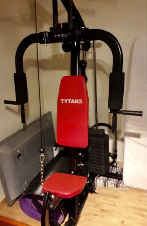Atlas do ćwiczeń Tytan 3