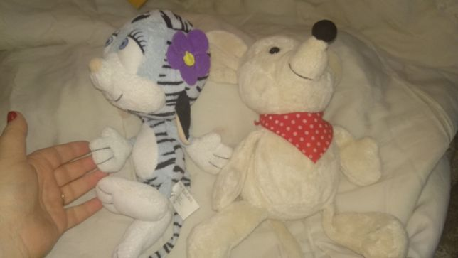 игрушка детская длинные ножки мышь крыса и тигра кот большие глаза