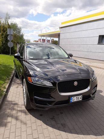 Jaguar F Pace 2.0 TURBO 4x4