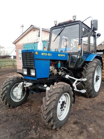 МТЗ 82 трактор колісний