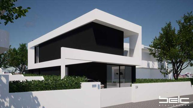 Moradia Isolada T3 Para Construção em Portimão