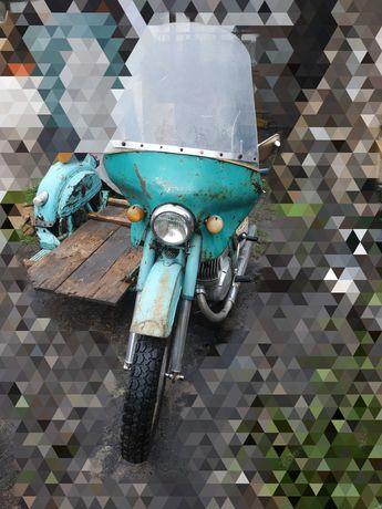 Продам Мотоцикл ИЖ-Ю3