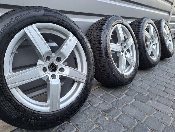 """NOWE OPONY Oryginalne Felgi Koła Diewe 17"""" Volvo Ford Citroen Peugeot"""
