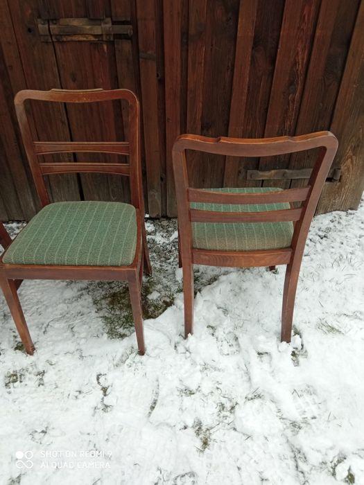 Krzesła drewniane Brzeszcze - image 1