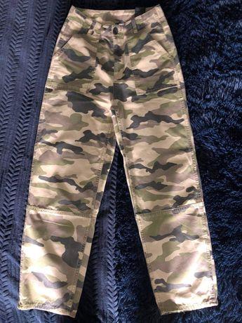 Damskie spodnie moro H&M