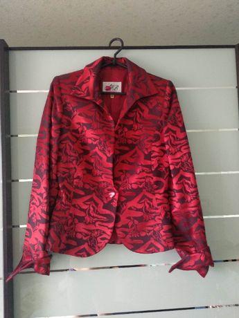 Костюм деловой брючный брюки и пиджак топ Natali Bolgar