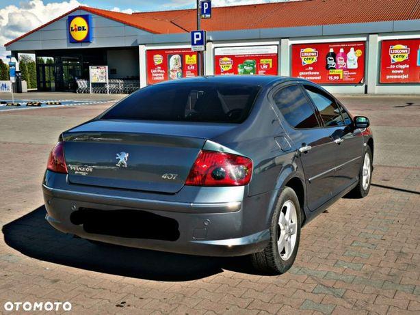 Peugeot 407 Peugeot 407 1.6 hdi * Niski przebieg * zadbany *