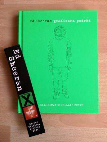 Ed Sheeran, Phillip Butah - ED SHEERAN Graficzna podróż