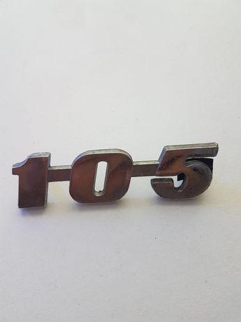 Znaczek modelu syreny oryginalny 105