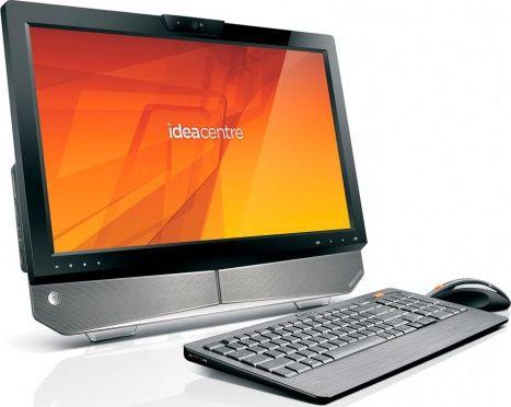 """Компьютер (моноблок) Lenovo i7-3770S/SSD128/HDD 2ТБ/ОЗУ 8ГБ/21,5"""""""