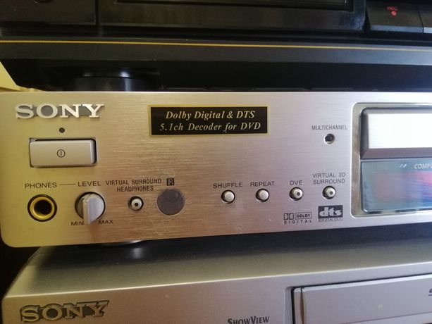 Продам CD/Video CD/DVD player Sony DVP-S735D