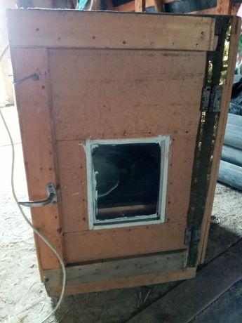 Інкубатор з терморегулятором