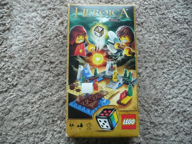 Lego Heroica draida - gra planszowa Lego