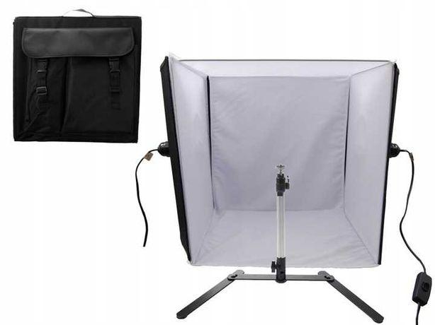 Przenośny zestaw Bezcieniowy namiot 60cm do zdjęć produktowych
