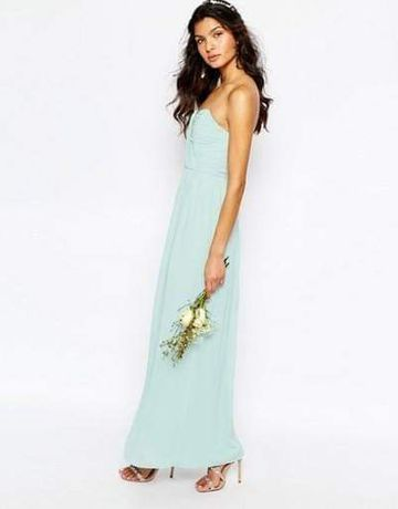Sukienka długa - wesele