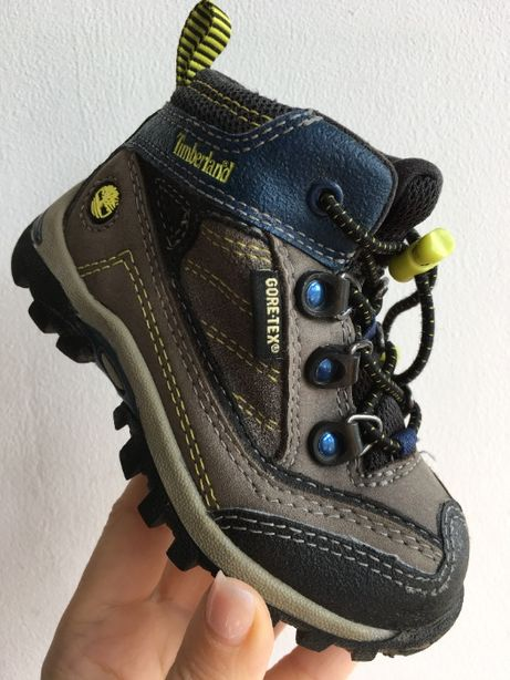 Ботинки Timberland кожа размер 22
