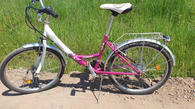 Rower Land Sandra 24 cale, używany