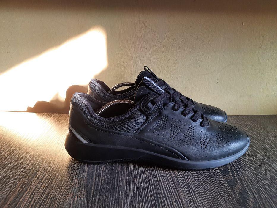 Оригинал новые кожаные кроссовки ботинки туфли Ecco Soft 5 6 7 clarks Шепетовка - изображение 1