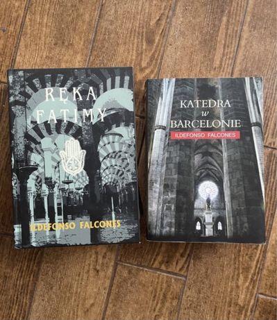 Ildefonso Falcones Ręka Fatimy Katedra w Barcelonie