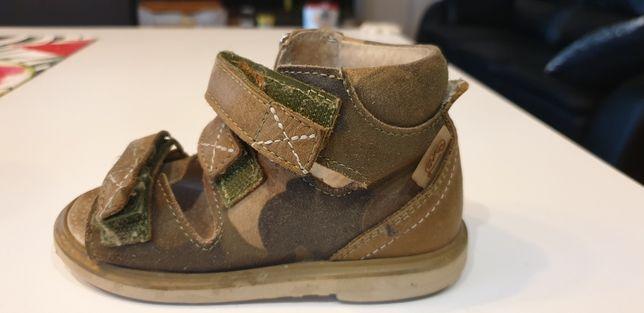 Sandały dziecięce RENA - buty profilaktyczne dla dzieci