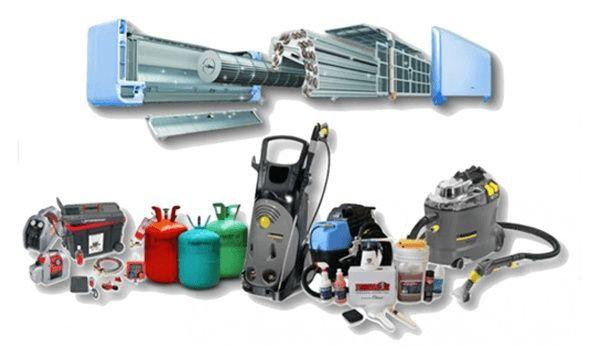 Чистка, ремонт, установка и обслуживание кондинционеров и холодильнико
