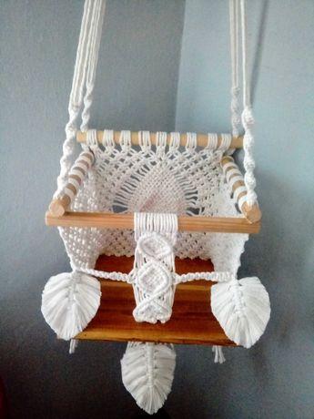 Huśtawka handmade
