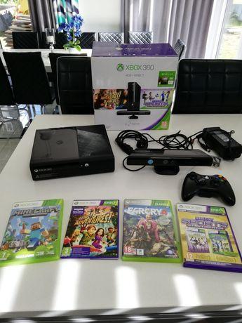 Konsola Xbox 360 plus gry
