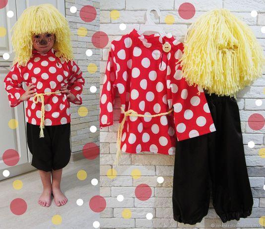 карнавальный костюм домовенок Кузя