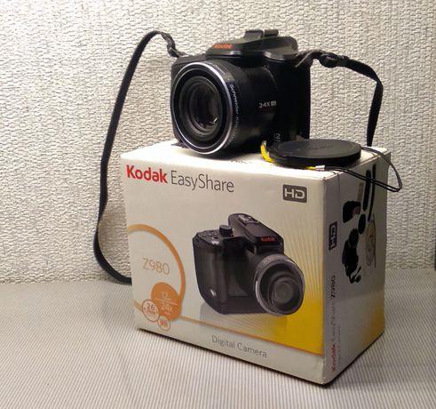 Ультразум камера Kodak EasyShare Z980.