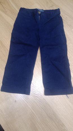 Spodnie eleganckie chłopięce chinos