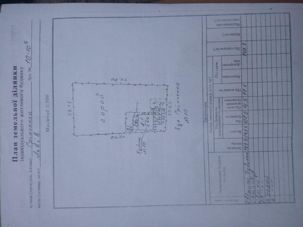 Продам земельну ділянку 10.5 соток